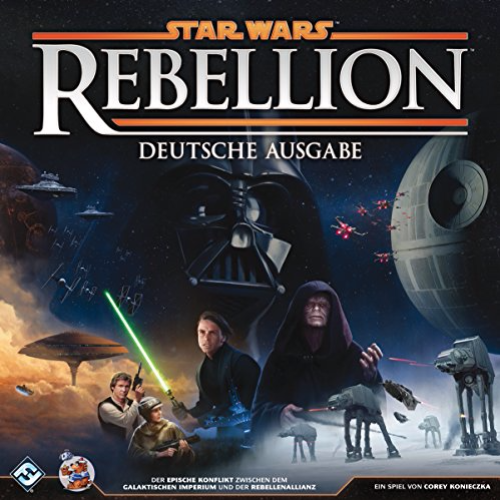 Star Wars Rebellion Brettspiel