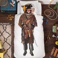 Bettwäsche Pirate