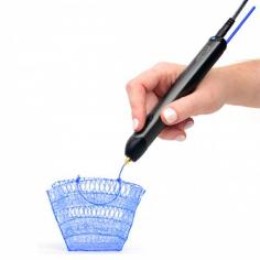 3Doodler in Stiftform mit Zubehör