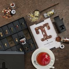 Tee Adventskalender mit 24 erlesene Teesorten