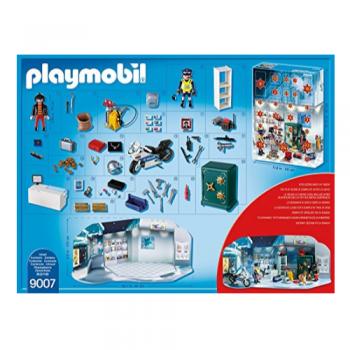 Playmobil Adventskalender Polizeieinsatz im Juweliergeschäft (9007)
