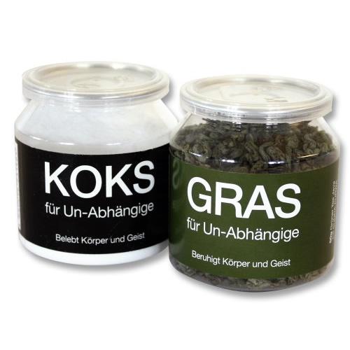 GRAS und KOKS für Un-Abhängige