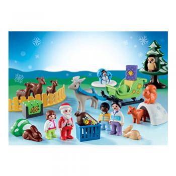 Playmobil Adventskalender Waldweihnacht der Tiere (9391)