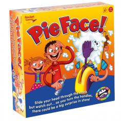 Pie Face Spiel