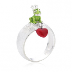 Damen-Ring Froggy