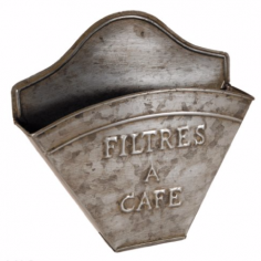 Kaffee-Filtertütenhalter Vintage
