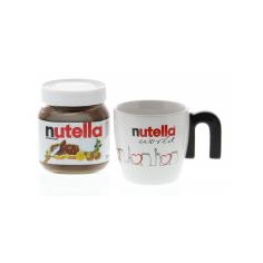 Nutella Geschenkpackung mit Becher