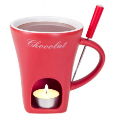Schokoladen-Fondue Tasse