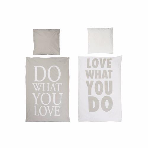 Bettwäsche - Do what you love