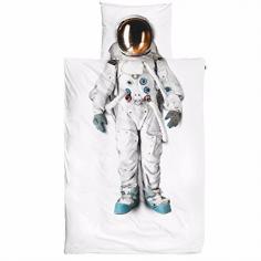 Bettwäsche Astronaut