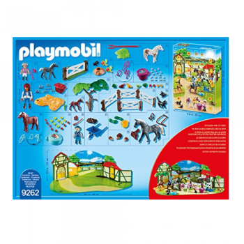 Playmobil Adventskalender Reiterhof (9262)