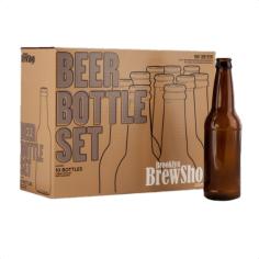Amerikanische Bierflaschen Set