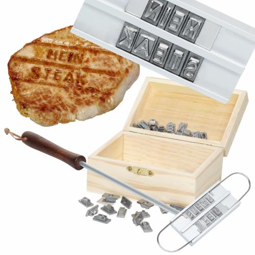BBQ Grillbrandeisen