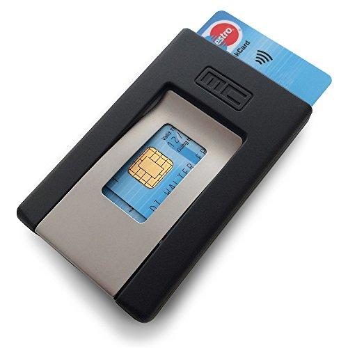 mcpocket - Kartenetui und Geldklammer