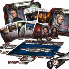 Brettspiel Battlestar Galactica