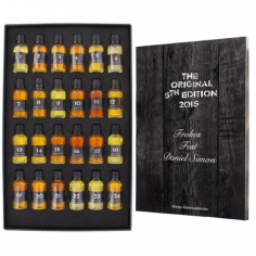 Whisky-World Adventskalender mit Gravur