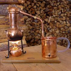 Destillieranlage zum Selberbrennen