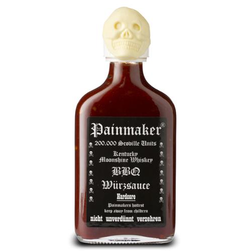 Painmaker 200.000 Scoville scharfe BBQ Sauce
