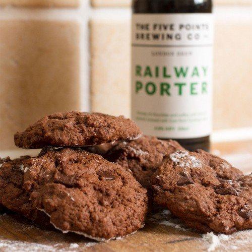 Bier Cookies zum Selbermachen