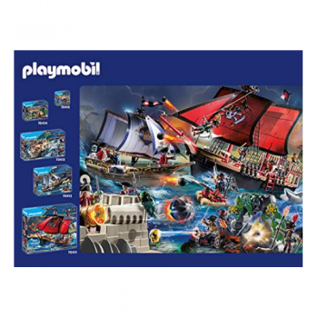 Playmobil Adventskalender Schatzsuche in der Piratenbucht (70322)